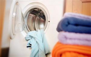veļas mazgāšana un žāvēšana