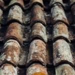 dakstiņu jumts mājai